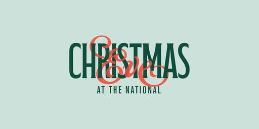 Christmas Eve at The National