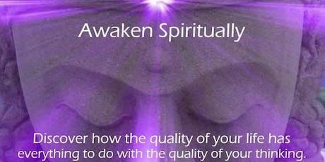 Awaken Spiritually - 4 Class Series tickets