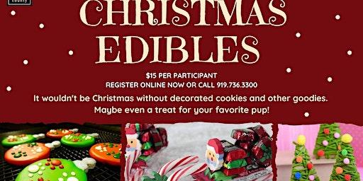 ACWC Holiday Edibles