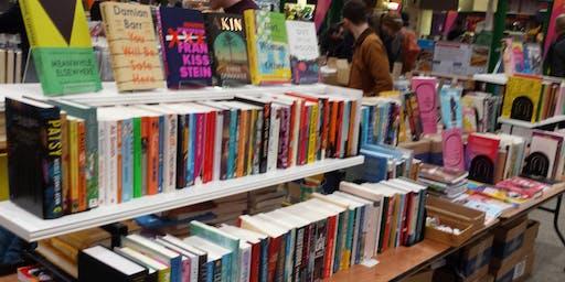 Pop-Up Queer Bookshop at Leeds Market