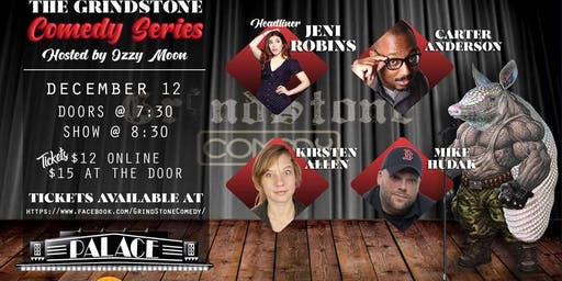 GrindStone Comedy Series