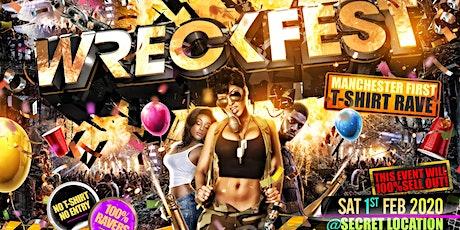#WRECKFEST2020 tickets