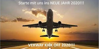 VERWAY NEW YEAR´S KICK OFF 2020