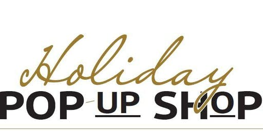 Holiday Pop-Up Shop & Party