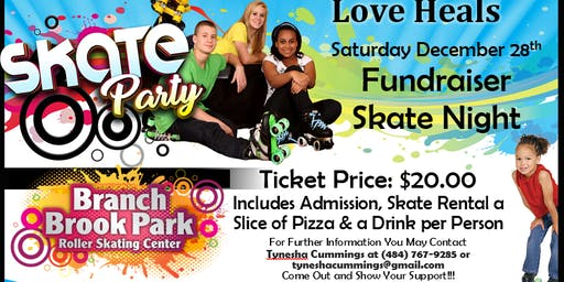Love Heals Skating Fundraiser