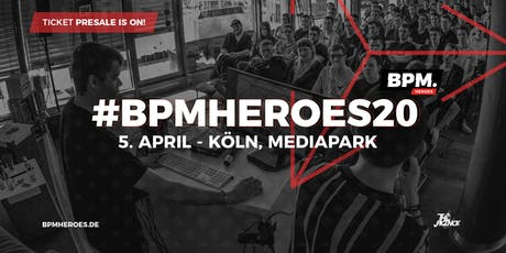 BPM Heroes 2020 Tickets