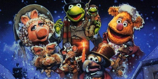 Looking Glass Theater Presents The Muppet Christmas Carol