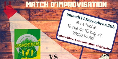 Match d'improvisation