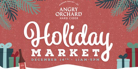 Holiday Market at Angry Orchard tickets