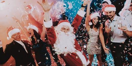A Santa Party: Nice...the Naughty tickets