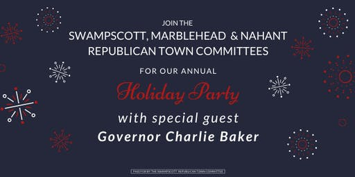Swampscott, Marblehead & Nahant RTC Holiday Party
