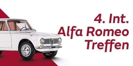 4. Int. Alfa Romeo Treffen Tickets