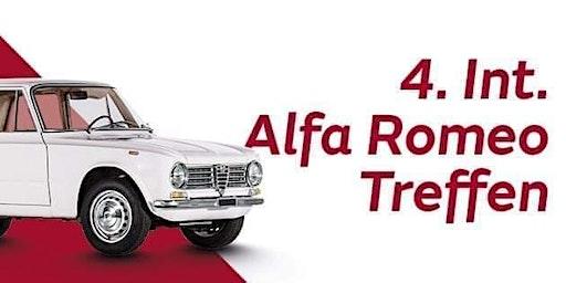 4. Int. Alfa Romeo Treffen