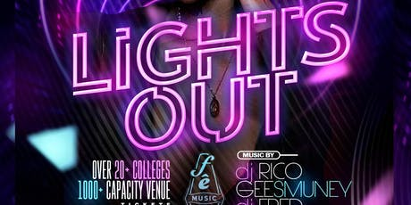 LIGHTS OUT tickets