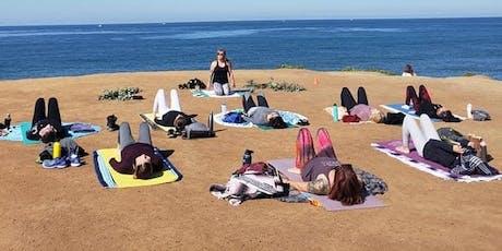 Sunday Morning Ocean View Vinyasa Flow tickets
