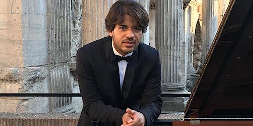 ALESSANDRO CAPONE piano