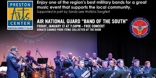 Air National Guard Band of the South Concert