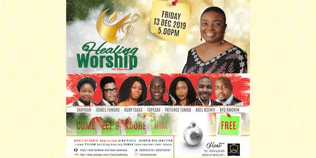 The Healing Worship tickets