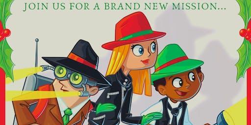 We Three Spies Children's Christmas Play!