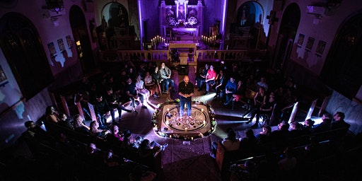 Atlas Obscura Society Philly: Ascend Ascend: A Poetic Performance