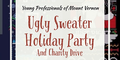 YPMV Ugly Sweater Holiday Happy Hour