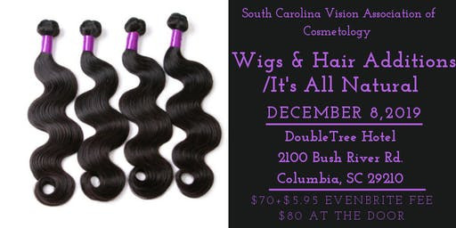 Wigs & Hair Additions/It's All Natural