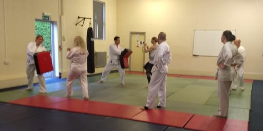 Adult Martial Arts Classes - ONLY £1 until the end of 2019!