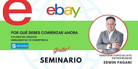 Vende con Ebay sin inventario (E-commerce) entradas