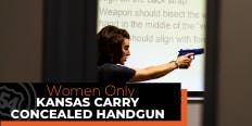 Women Only Concealed Carry Handgun