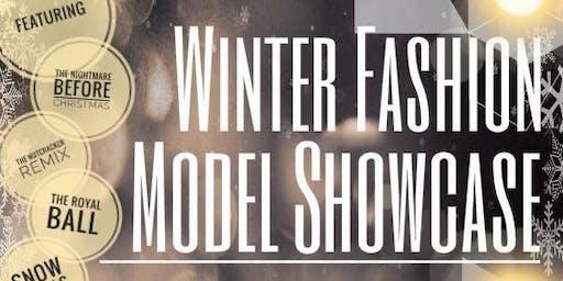 TAGM Winter Fashion Model Showcase