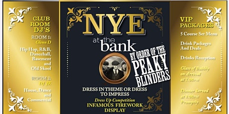 New Years Eve2019 tickets