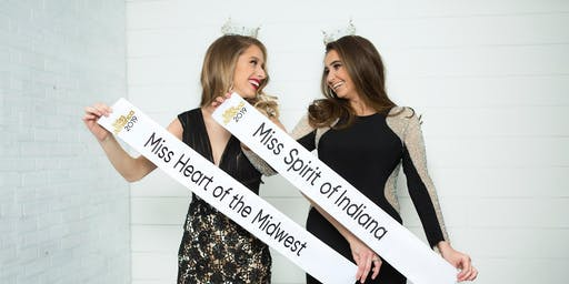 Miss Spirit of Indiana & Miss Heart of the Midwest 2020