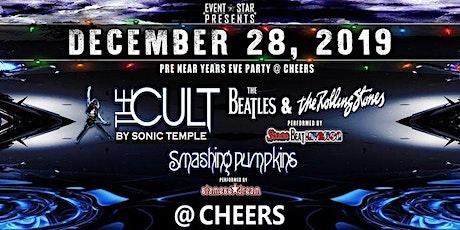 Smashing Pumkins / The Cult / Stones / Beatles / Tribute Night tickets