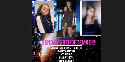 Pre new years bash!!