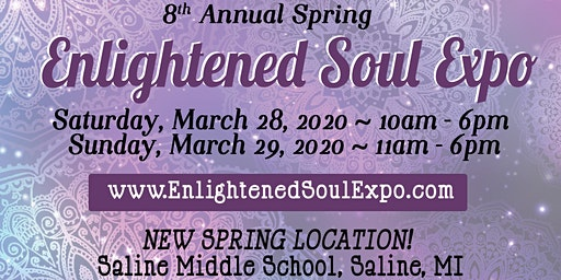 Enlightened Soul Expo - 8th Annual Spring