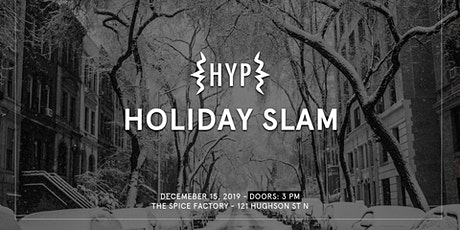 ❄HYP HOLIDAY SLAM❄ tickets