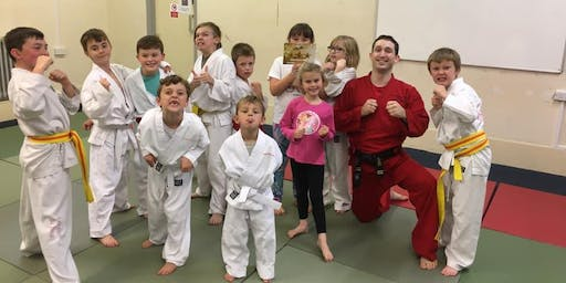 6+ Kids Martial Arts Classes - ONLY £1 until the end of 2019!