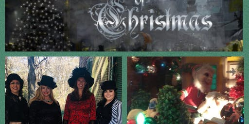 Cullman Ghosts of Christmas Spirits Past Dickens  Ghost Walk/Investigation
