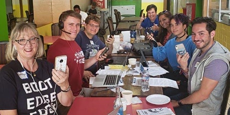 Sunday Phone Bank in the Mission tickets