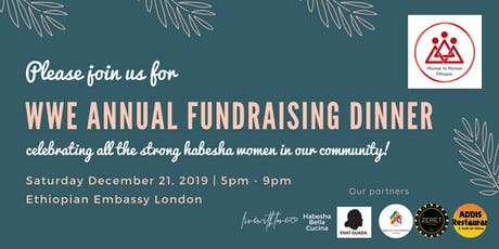 WWE Annual Fundraising Dinner! tickets