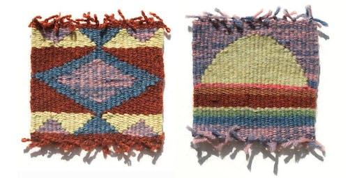 Weaving Natural Colors