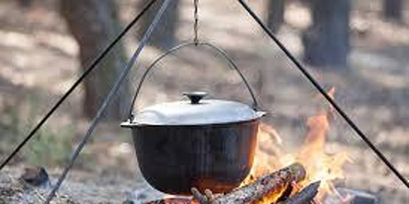 Wilderness Cooking School:  Campsite Cooking Spring 2020 tickets