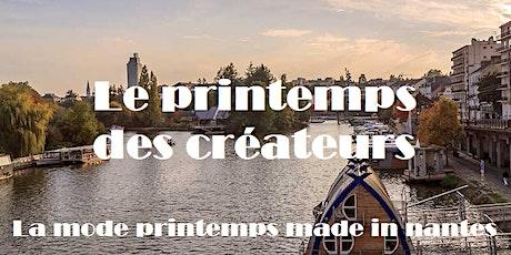 Le Printemps des créateurs à Nantes billets