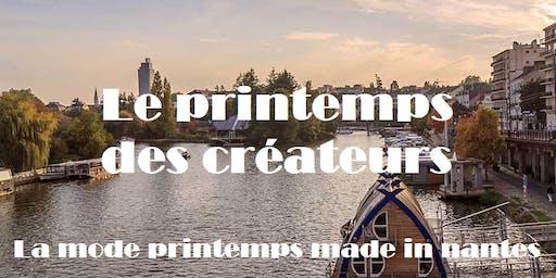 Le Printemps des créateurs à Nantes