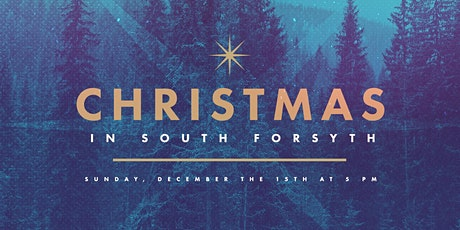Christmas in South Forsyth tickets