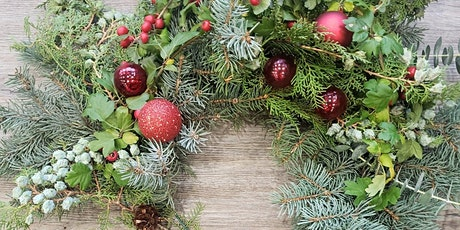 Holiday Wreath Workshop at Detonate Brewing tickets