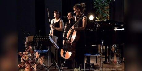 THE MENDELSSOHN PIANO TRIOS biglietti