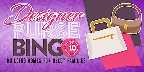 Designer Purse Bingo Houston 2020 tickets