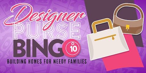 Designer Purse Bingo Houston 2020