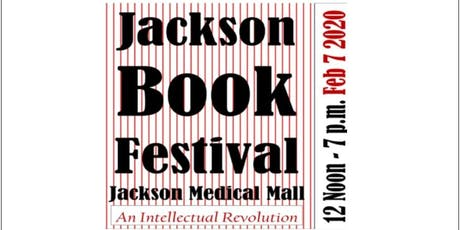Jackson Book Festival tickets